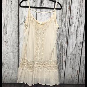Francesca Miami mini-lace Dress NWT